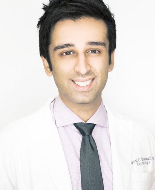 Dr. Dhaval Bhanusali Headshot